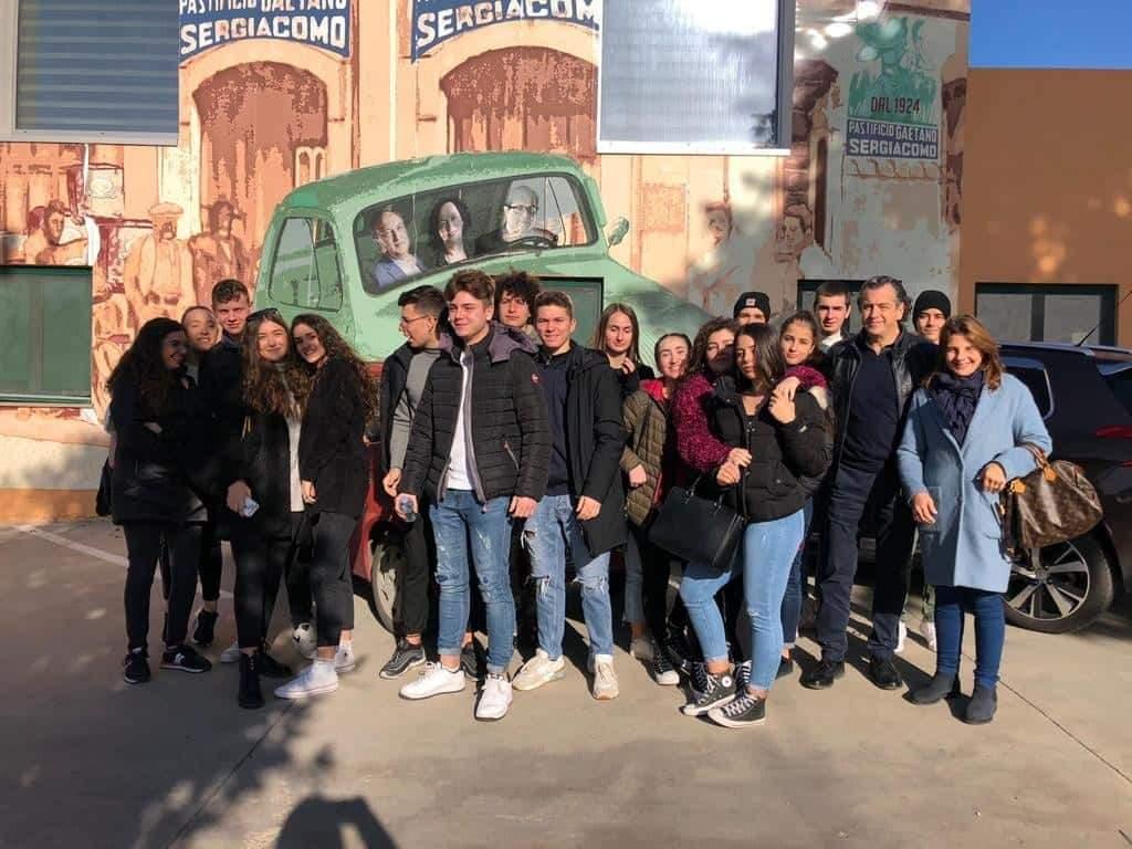 Moscufo: gli studenti