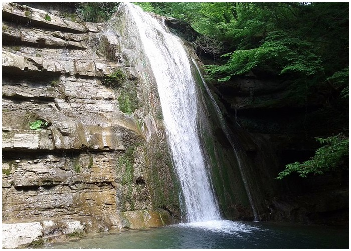 Acquacheta la cascata