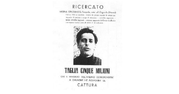"""Graziano Mesina, ex """"primula rossa"""" irreperibile"""