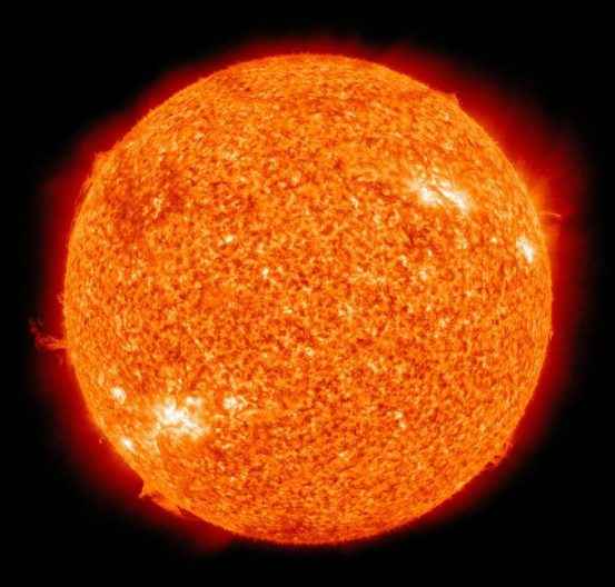 Immagini spettacolari del Sole mai viste prima
