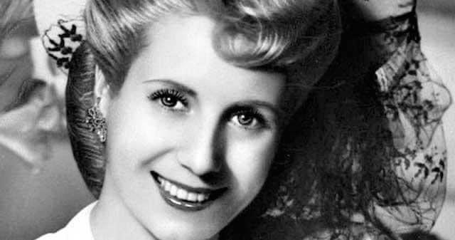La storia di Evita Perón