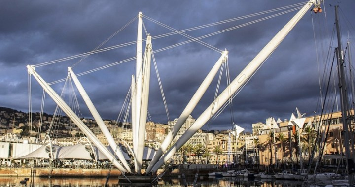 Festa dei Mondi enogastronomia a Genova