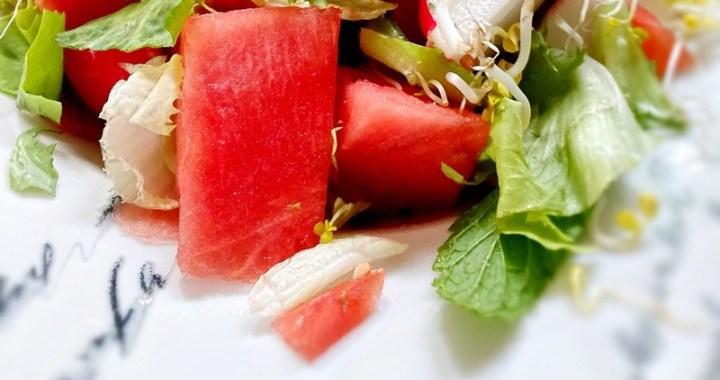 Sashimi vegano la ricetta che spopola su Tik Tok