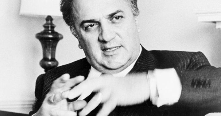 Italian Heritage & culture presenta: Fellini 100