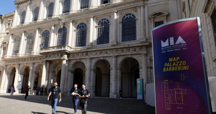Mercato Internazionale Audiovisivo a Roma