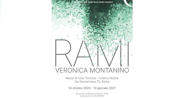 Veronica Montanino: Rami – Musei di Villa Torlonia