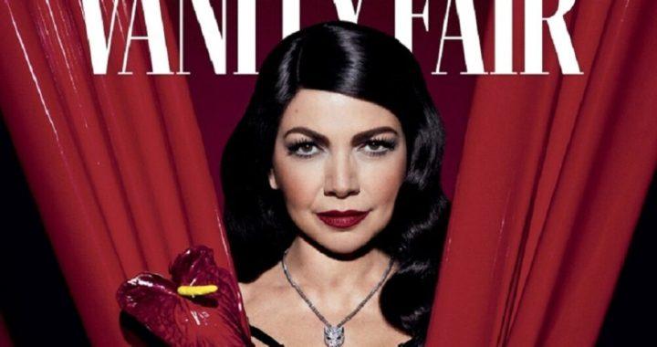 Cristina D'Avena in copertina su Vanity Fair