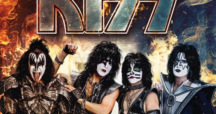 Kiss in concerto il 12 luglio 2021 all'Arena di Verona