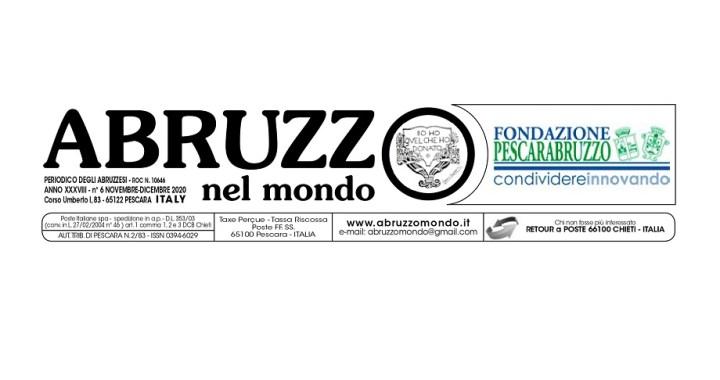 Abruzzo nel Mondo: la rivista novembre-dicembre