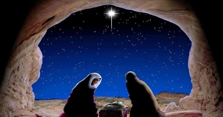 Una visione fantastica aspettando il Natale