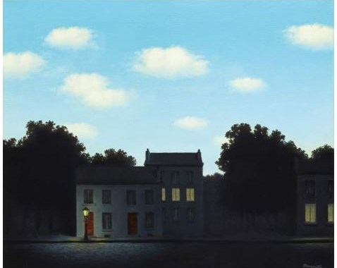 Magritte: L'impero delle luci