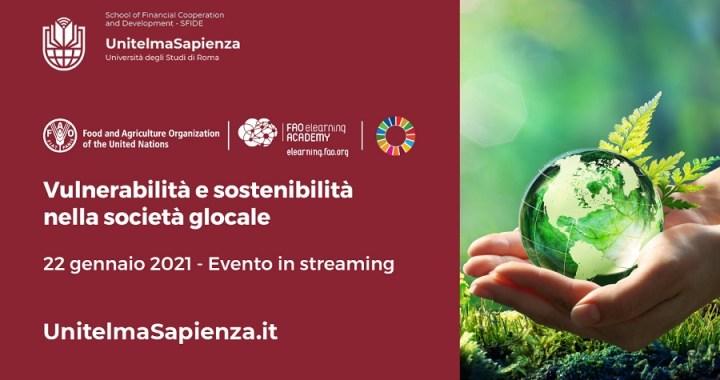 Sostenibilità: incontro alla Sapienza di Roma