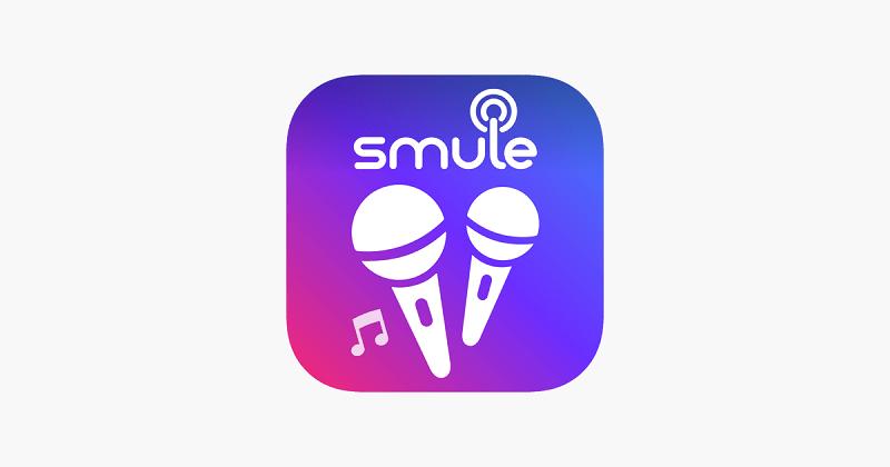 Smule: famosa App