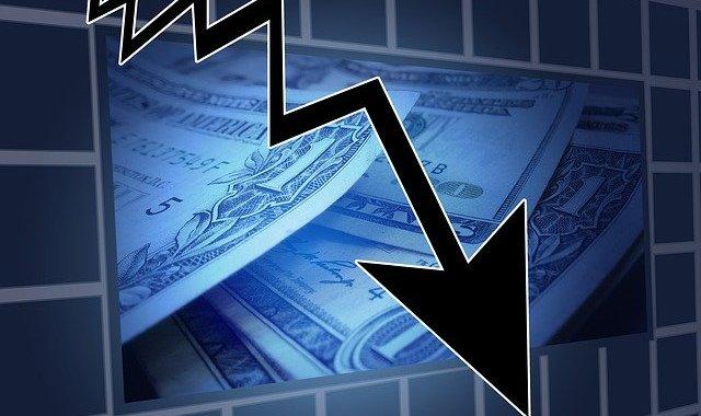 La crisi economica che si riflette sui mercati
