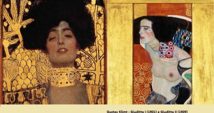 Le donne di Klimt: Giuditta e le sue ancelle
