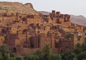 Marrakech - Ait Ben Haddou - Canyon Di Dades.jpg