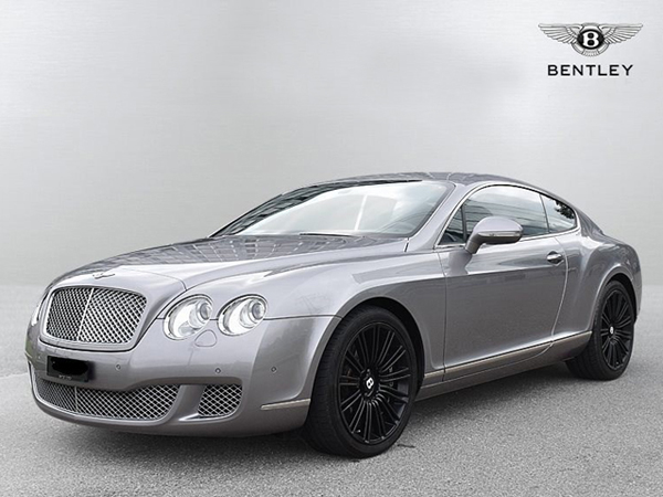 BENTLEY Continental GT Speed 6.0