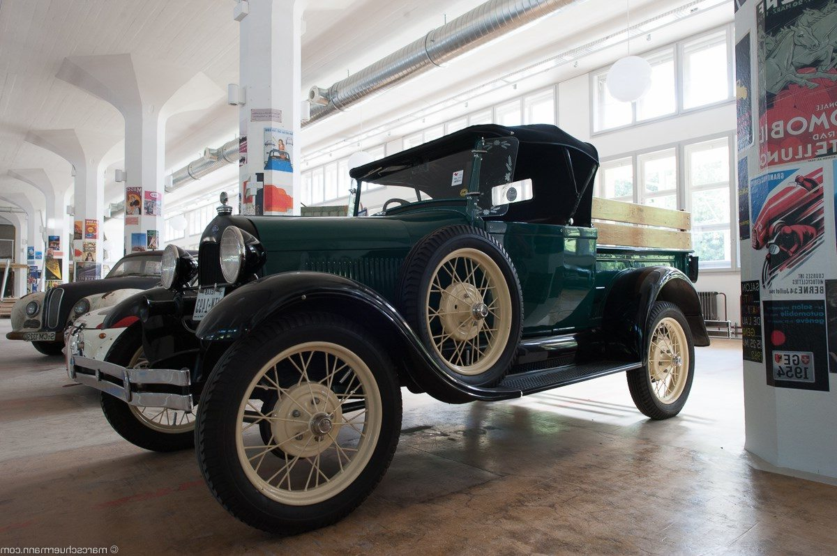 FORD Model A - Pick Up Roadster
