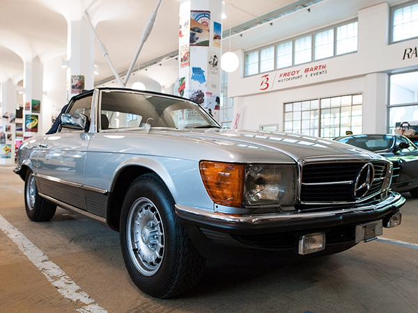 Mercedes Benz SL500