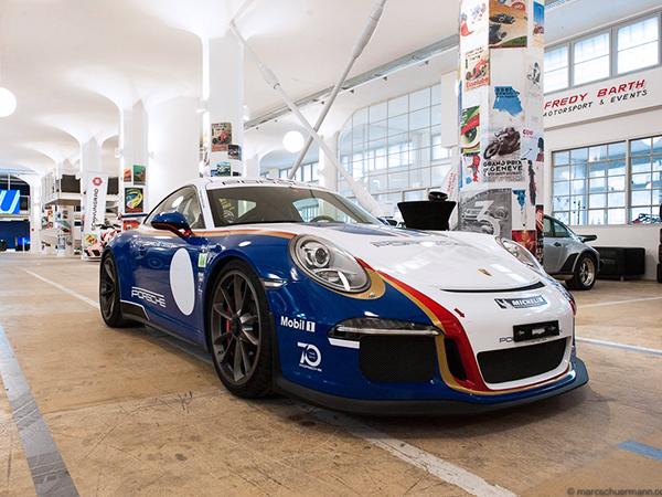 Porsche 911 GT3 Rothmans Livery