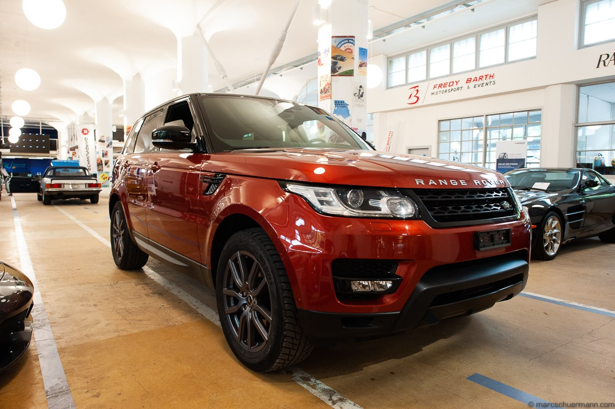 LAND ROVER Range Rover Sport 3.0 V6 SC HSE Dynamic Automatic