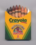 crayola skin tone crayons