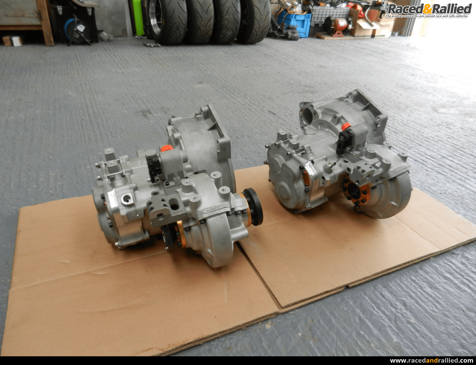 Quaife Sequential Gearbox Rally Car Parts For Sale At