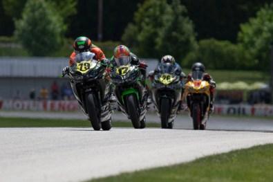 motoamerica weekend racing turn 3 road america
