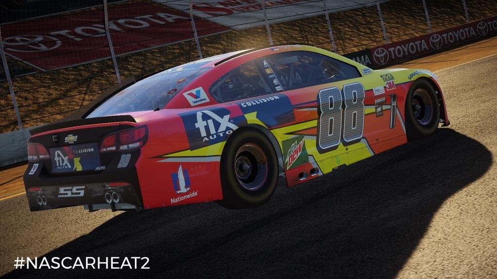 NASCAR Heat 2 November DLC Details Announced RaceDepartment