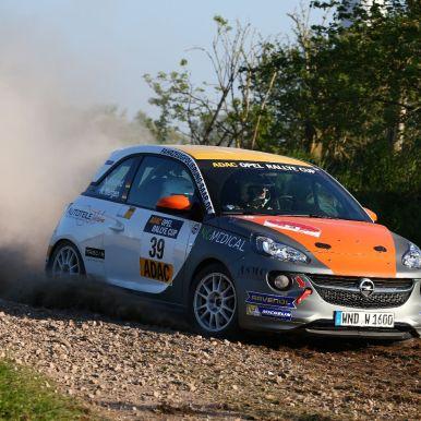 Nino Weiland – ADAC Opel Rallye Cup