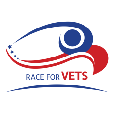Race For Vets - Vertical Logo