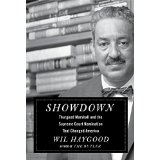 Thurgood marshall book
