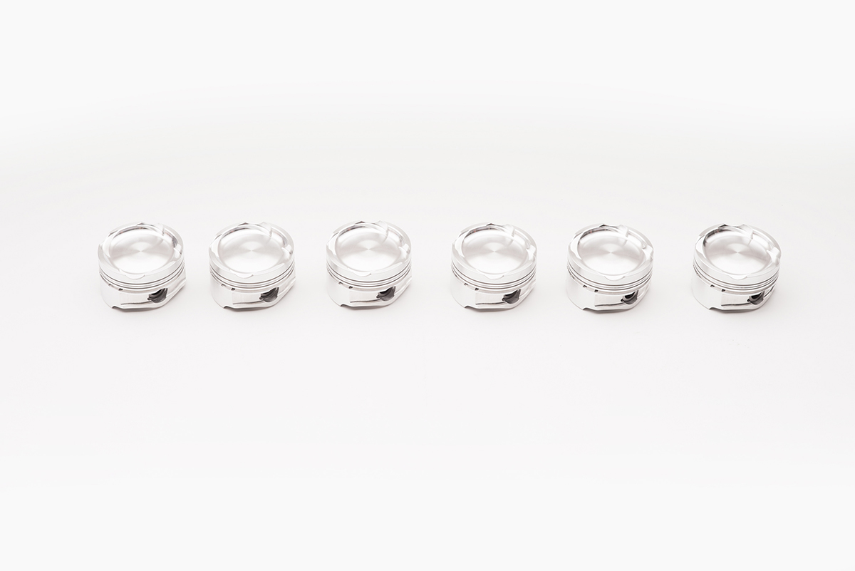 Rms S52 Forged Pistons