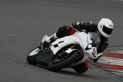 Renntraining Nürburgring Yamaha R6, Bild 001