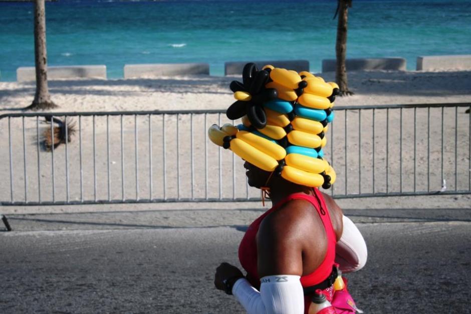 Marathon Bahamas Flag Hat