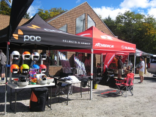2012 Race Day at Peak Performance Ski Shop