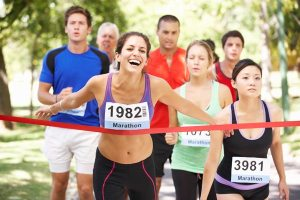 How to eat and train before your first marathon