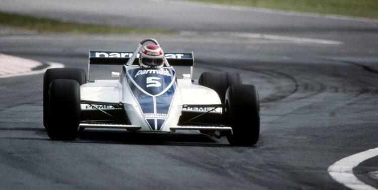 Piquet, 1981