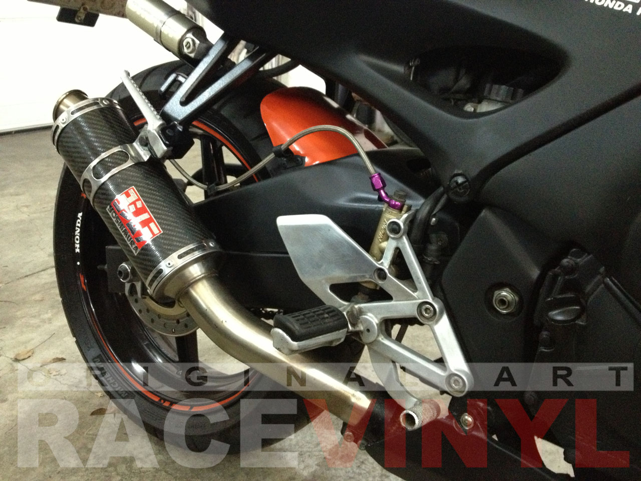 Honda Cbr 600 F3 Pc31 Honda Race Aitor Jimenez Racevinyl Europe