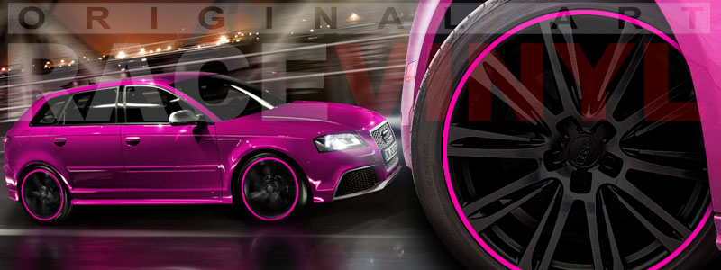 Audi A3 Rs3 S3 Standard Wheel Stripes Racevinyl Europe
