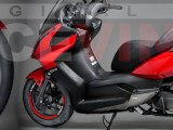 Kymco Superdink 125, 250, 300 Racevinyl Colors