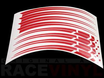muestra adhesivos race racevinyl