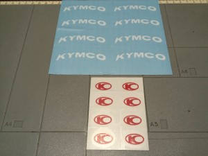 Bandas Kymco
