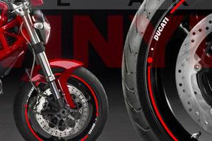 Standard Stripes Ducati