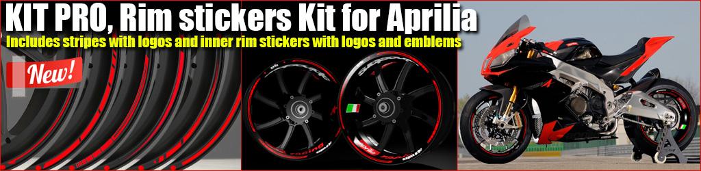 Kit Pro Aprilia Banner EU
