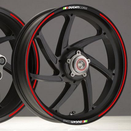 bandas-genericas-ducati-corse-factory-racevinyl-vinilo-llanta-rueda-pegatina-adhesivo-tuning-vinyl-sticker-rim-kit-stripe