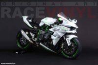 racevinyl wallpaper 02 kawasaki ninja h2r 2015 pegatina llanta rueda moto banda adhesivo vinilo tira rim stripe sticker vinyl tuning moto motorcycle bike custom
