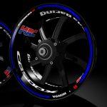 modelos kit pro Honda CB 500X pegatina llanta rueda moto vinilo adhesivo tuning rim sticker kit stripes wheel motorcycle vinyl racevinyl