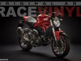 Ducati Monster pegatinas para llantas kit pro adhesivos vinilos bandas moto rim stickers stripes motorcycle wallpaper racevinyl 01