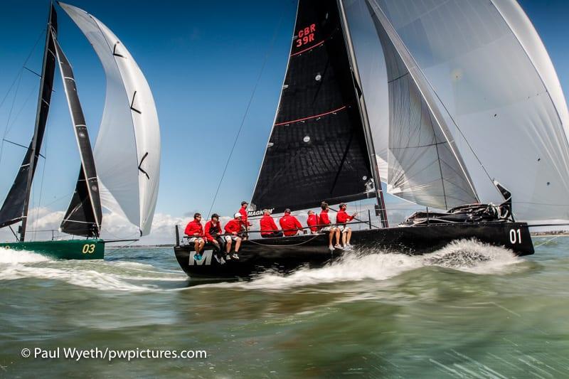 Ker40 New Race Yacht Fast 40 Class